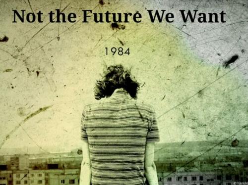 google I/O 1984 future we don't want